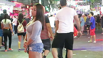 Thailand Holiday Girlfriend ... in Asia!