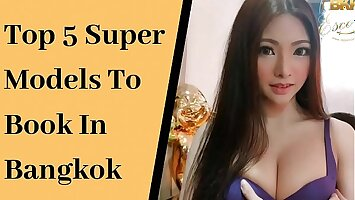 Top 5 Super Model Escorts To Book In Bangkok